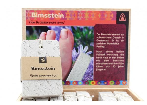 Bimsstein - 100% Natur